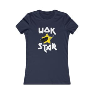 WOK STAR Slim Fit Tee